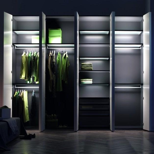 Автоматическая подсветка мебели
