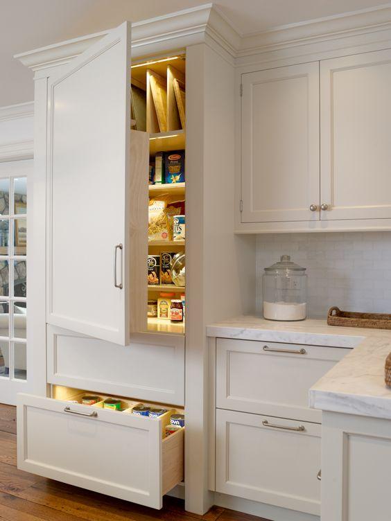 Автоматическая подсветка мебели, шкафов, кухонь